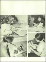 1972 John Marshall High School Yearbook Page 148 & 149
