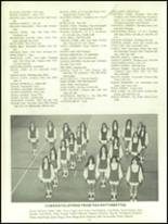 1972 John Marshall High School Yearbook Page 166 & 167