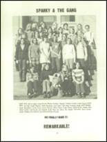 1972 John Marshall High School Yearbook Page 168 & 169