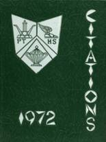 1972 Yearbook Pemberton Township High School