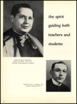 1957 Marian Catholic High School Yearbook Page 10 & 11