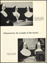 1957 Marian Catholic High School Yearbook Page 12 & 13
