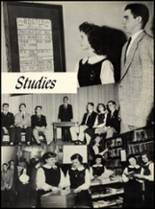 1957 Marian Catholic High School Yearbook Page 14 & 15