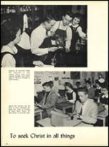 1957 Marian Catholic High School Yearbook Page 16 & 17
