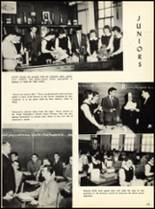 1957 Marian Catholic High School Yearbook Page 18 & 19