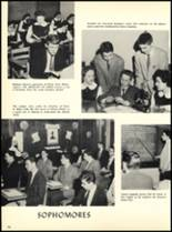 1957 Marian Catholic High School Yearbook Page 20 & 21