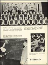 1957 Marian Catholic High School Yearbook Page 22 & 23