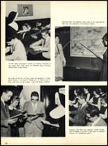 1957 Marian Catholic High School Yearbook Page 24 & 25