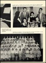 1957 Marian Catholic High School Yearbook Page 28 & 29