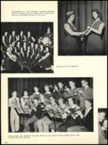 1957 Marian Catholic High School Yearbook Page 30 & 31