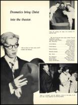 1957 Marian Catholic High School Yearbook Page 32 & 33