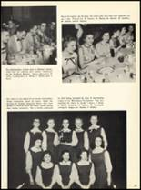 1957 Marian Catholic High School Yearbook Page 40 & 41