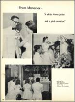 1957 Marian Catholic High School Yearbook Page 44 & 45