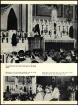 1957 Marian Catholic High School Yearbook Page 46 & 47