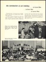 1957 Marian Catholic High School Yearbook Page 48 & 49