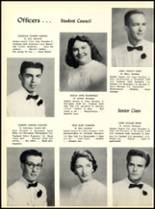 1957 Marian Catholic High School Yearbook Page 50 & 51