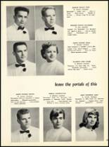 1957 Marian Catholic High School Yearbook Page 52 & 53