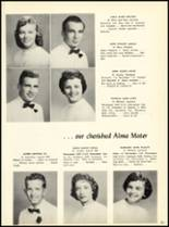 1957 Marian Catholic High School Yearbook Page 54 & 55