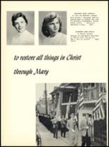 1957 Marian Catholic High School Yearbook Page 60 & 61