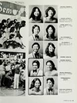 1980 Roosevelt High School Yearbook Page 46 & 47
