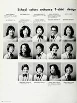 1980 Roosevelt High School Yearbook Page 48 & 49