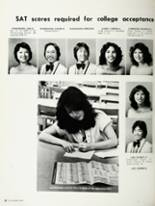 1980 Roosevelt High School Yearbook Page 54 & 55