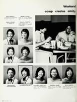 1980 Roosevelt High School Yearbook Page 66 & 67