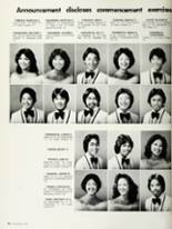 1980 Roosevelt High School Yearbook Page 70 & 71