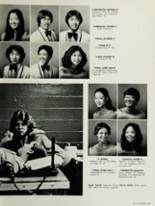 1980 Roosevelt High School Yearbook Page 74 & 75