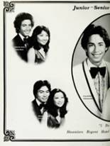 1980 Roosevelt High School Yearbook Page 98 & 99
