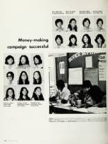1980 Roosevelt High School Yearbook Page 108 & 109