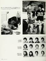 1980 Roosevelt High School Yearbook Page 110 & 111