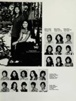 1980 Roosevelt High School Yearbook Page 116 & 117