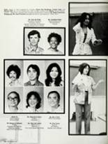 1980 Roosevelt High School Yearbook Page 124 & 125