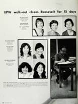 1980 Roosevelt High School Yearbook Page 130 & 131