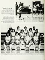 1980 Roosevelt High School Yearbook Page 182 & 183