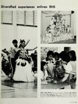 1980 Roosevelt High School Yearbook Page 222 & 223