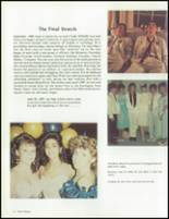 1987 West Islip High School Yearbook Page 16 & 17