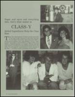 1987 West Islip High School Yearbook Page 32 & 33