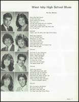 1987 West Islip High School Yearbook Page 34 & 35