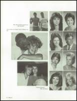 1987 West Islip High School Yearbook Page 36 & 37