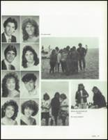 1987 West Islip High School Yearbook Page 38 & 39