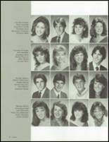 1987 West Islip High School Yearbook Page 42 & 43