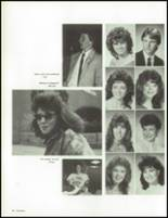 1987 West Islip High School Yearbook Page 44 & 45