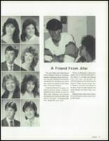 1987 West Islip High School Yearbook Page 50 & 51