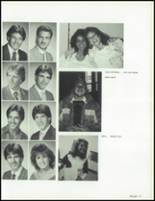 1987 West Islip High School Yearbook Page 54 & 55