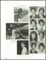 1987 West Islip High School Yearbook Page 56 & 57