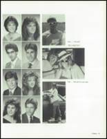 1987 West Islip High School Yearbook Page 58 & 59