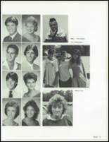1987 West Islip High School Yearbook Page 62 & 63