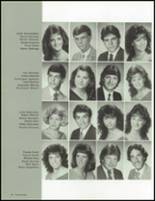 1987 West Islip High School Yearbook Page 66 & 67